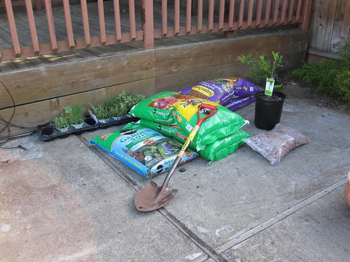 Planting supplies
