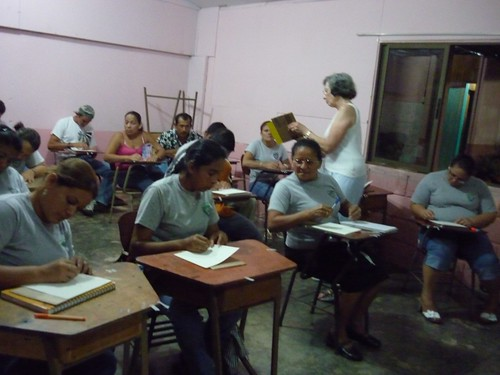 Festival de Matemática, Talleres de extensión con Chicha Lynch