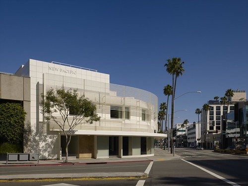 New Pacific Realty, Beverly Hills'