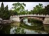 Chinese paradise (Kaj Bjurman) Tags: china bridge trees summer tourism photoshop eos beijing large palace 5d leaning hdr kaj markii carlm photomatix 3xraw bjurman
