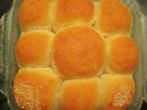 handmade bun