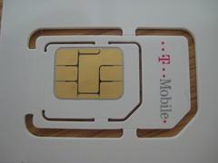 Mini-SIM und Micro-SIM (3FF) von T-Mobile
