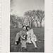 Bob Wallen, Janet Runyan - April 1942