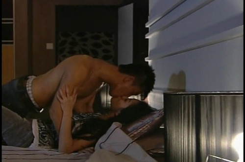 hollywood hot bed scene