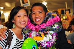 Punahou Graduation 2010 100 (jvl007) Tags: hawaii nikon lei d200 50mmf14 punahou d300 sb800 2470mmf28 1224mmf4 flyingo buffnblu graduationclass2010 neilsblaisdellcenterarena