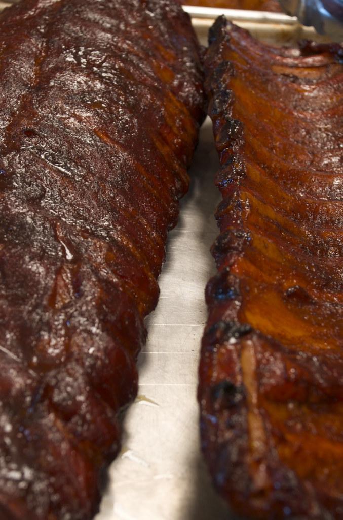 Mmmmm… ribs.