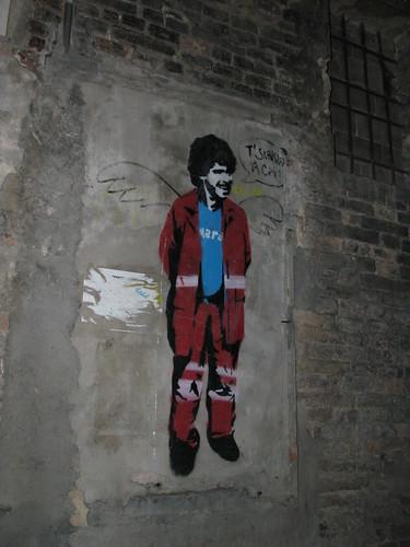 Streetart in Urbino