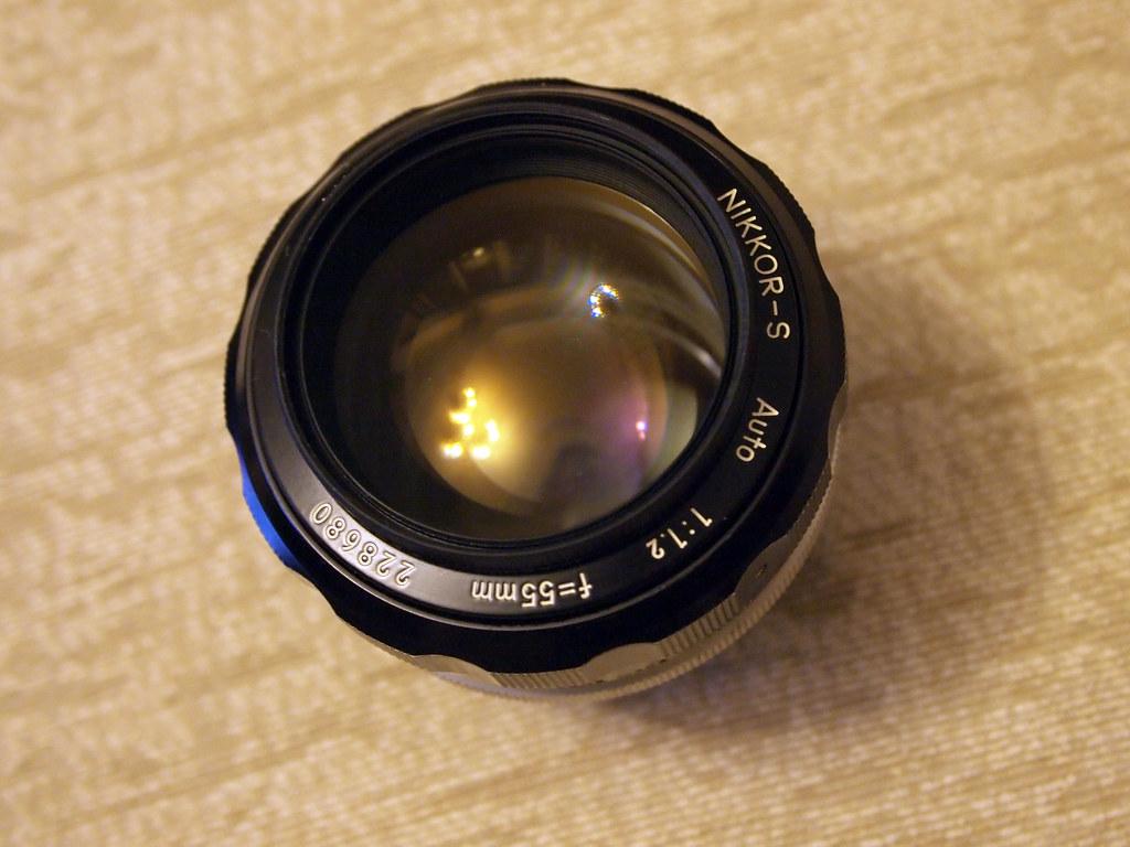 古董相機 antique camera nikkor