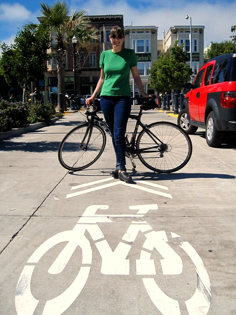 Emily and the sharrows