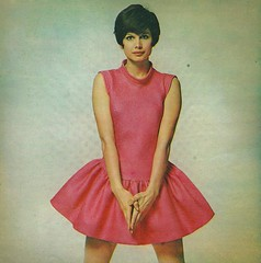 Cardin (Classic Style of Fashion (First)) Tags: pink pierrecardin vintagefashion vintagemagazines 1960s 1960sfashion