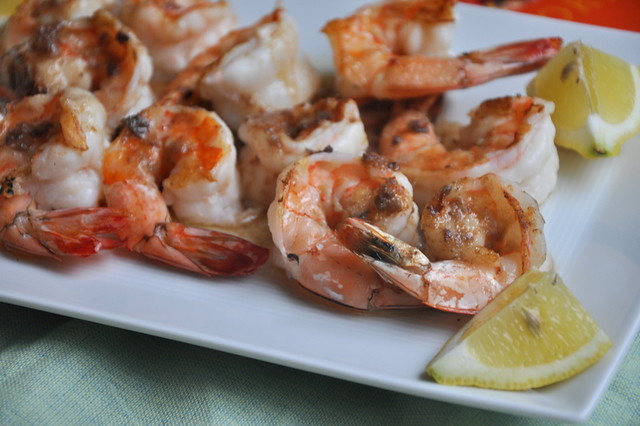 4684371214 8b885e02e9 z Expect the Unexpected: Grilled Shrimp + Anchovy Butter