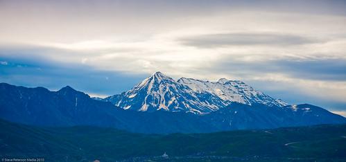 Mount Tempanogas HDR