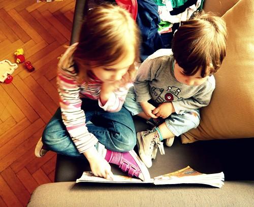 lectores encaminados