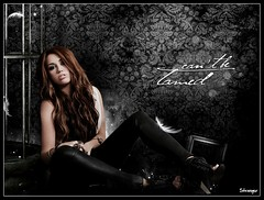 Miley Cyrus: Can't Be Tamed (~Stranger) Tags: party music usa black look rock wall last soldier star see climb fly montana hanna you brothers song thing 7 stranger disney pop cant teen again when be cyrus jonas yourself tamed breakout on the miley in censured i at