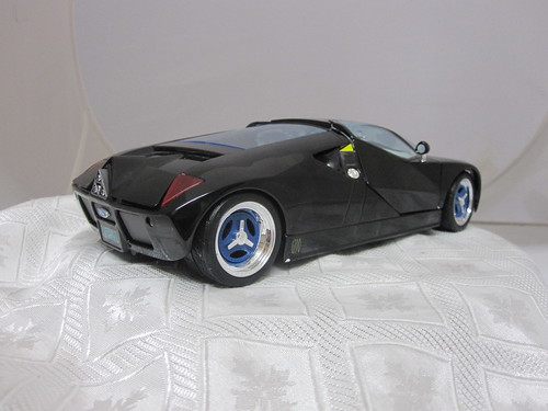 Ford Gt90 Concept Car. 1995 Ford GT90 Concept Car 16