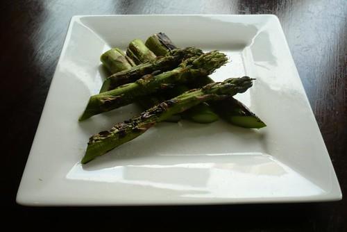BBQ Asparagus