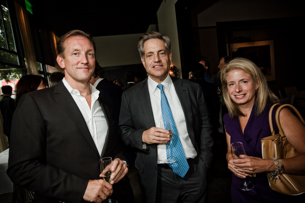 Peter Svennilson, Fred Moll, Alexandria Albers