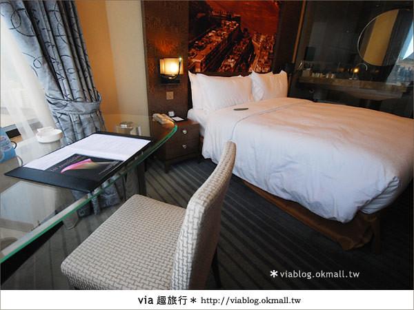 【香港自由行住宿】海景五星級酒店~港島海逸君綽酒店12