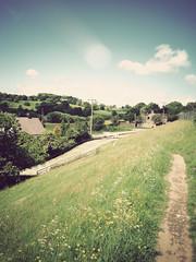 Beautiful Day (danielleyc) Tags: summer nature sunshine countryside walk sunny lancashire walkies colne canonixus95is danielleyc