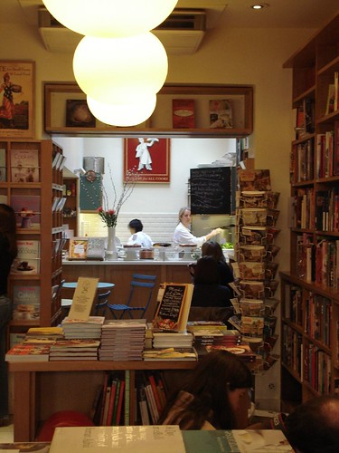 Inside Books for Cooks by RachelH_, on Flickr