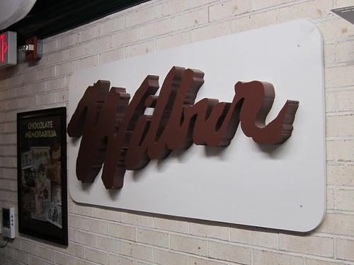 Wilbur sign