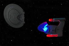 USS Enterprise Saucer Separation Crop (Dysonstarr) Tags: startrek scifi sciencefict