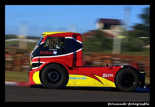 Deu Panning na Fórmula Sul 2010.