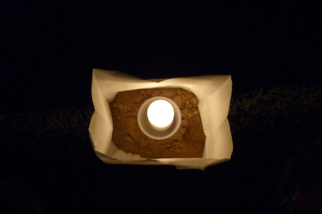 Looking into the Luminaria