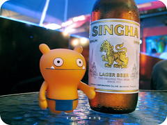 153/365: drink (sean eng) Tags: travel color digital canon toy actionfigure toystory ixus 365 uglydoll uglydolls uglies wage davidhorvath sunminkim project365 seaneng dhsk