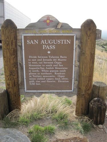 San Augustine Pass 7