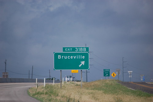 The Bruceville Sign!