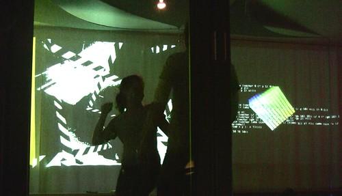 Livecoding show