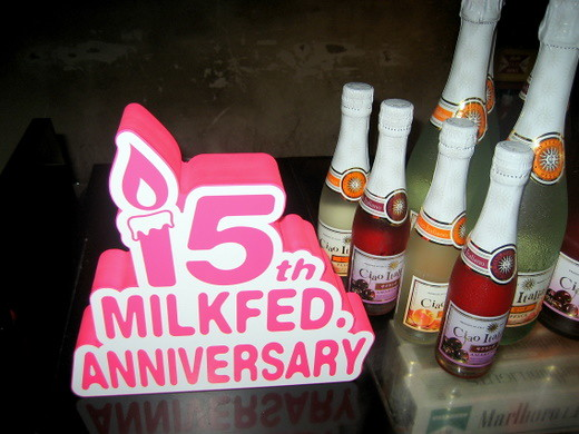 Milk Fed 15th anniversary party 1