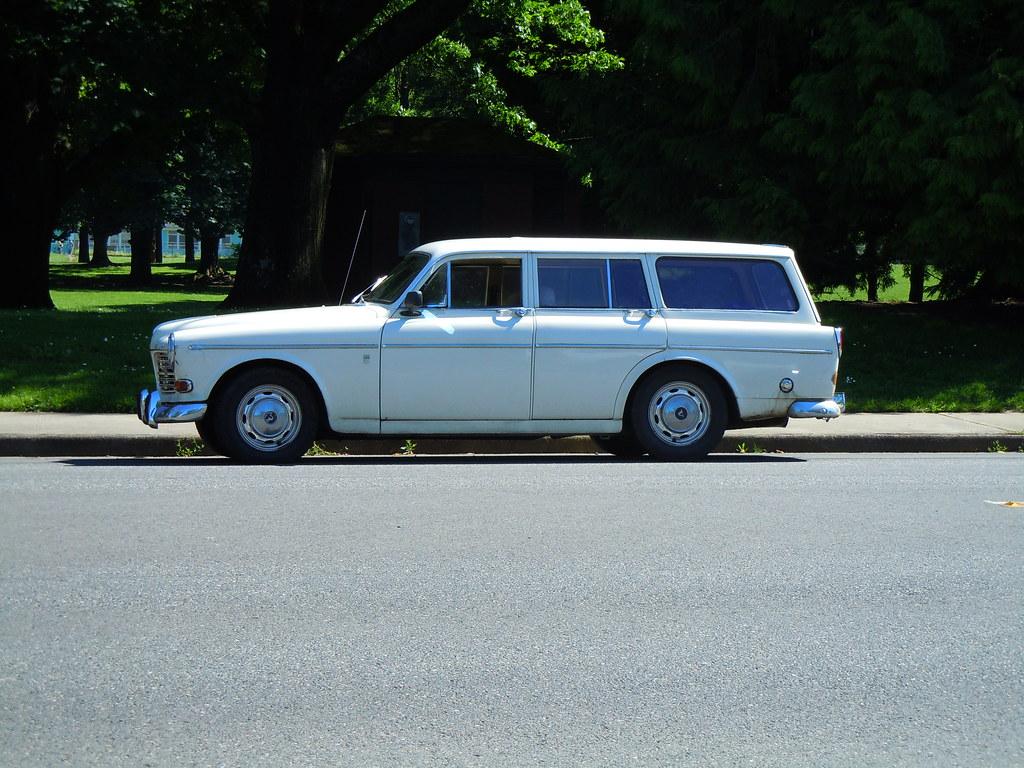1966 Volvo 122