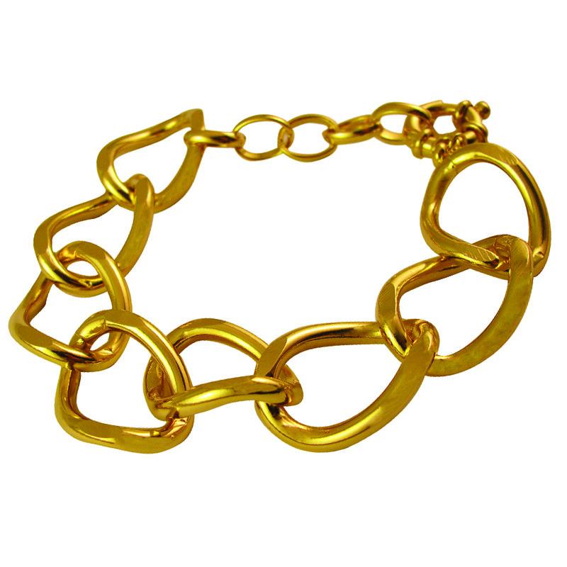 Gold-Chain-Bracelet-Opaleen