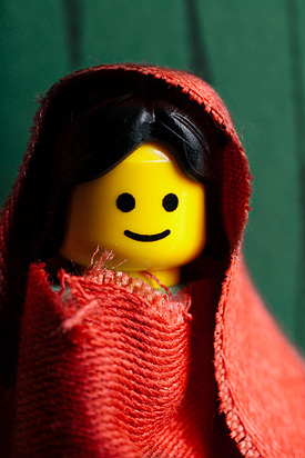 Classic Photographs done LEGO Style