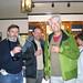 Whiskyprovning Talisker! Ian Russell, David Atkinson, Gerald Porter, Isabelle Peere