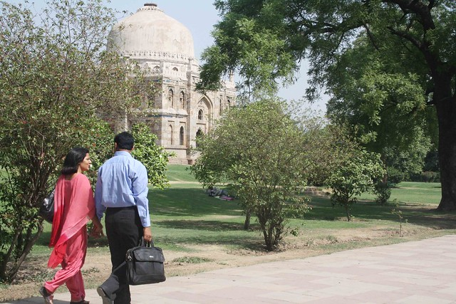 Photo Essay – The Garden Lovers of Delhi