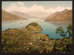 [Bellagio, general view, Lake Como, Italy] (LOC)