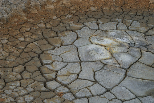 Drought texture