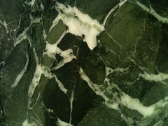Marble wall - h (SouthernBreeze) Tags: county trip travel trees light usa white color green art history nature beauty rock stone wall architecture america geotagged photo pattern unitedstates tn natural random tennessee patterns united unitedstatesofamerica center historic medical southern american historical veins states marble middle geotag 3gs 2010 iphone aesthetic metamorphic southernbreeze mtmc murfreeesboro iphoneography