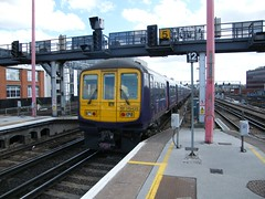 319425 London Bridge 080409 (Dan86401) Tags: 319425 class 319 brel 3194 fcc firstcapitalconnect first londonbridge class319 emu electricmultipleunit