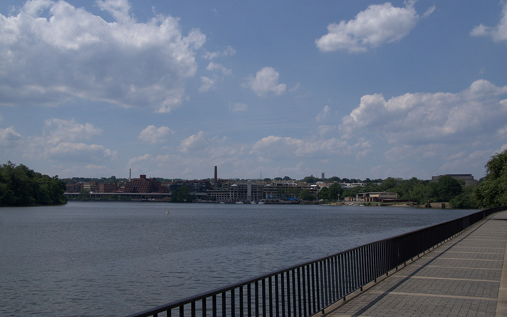 Georgetown Waterfront, D.C.