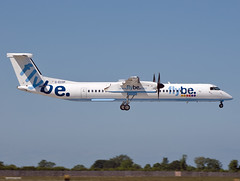 Flybe DHC-8-402Q G-ECOP (Irish251) Tags: ireland dublin airplane airport aircraft jet aeroplane dub flybe dhc8402q eidw gecop