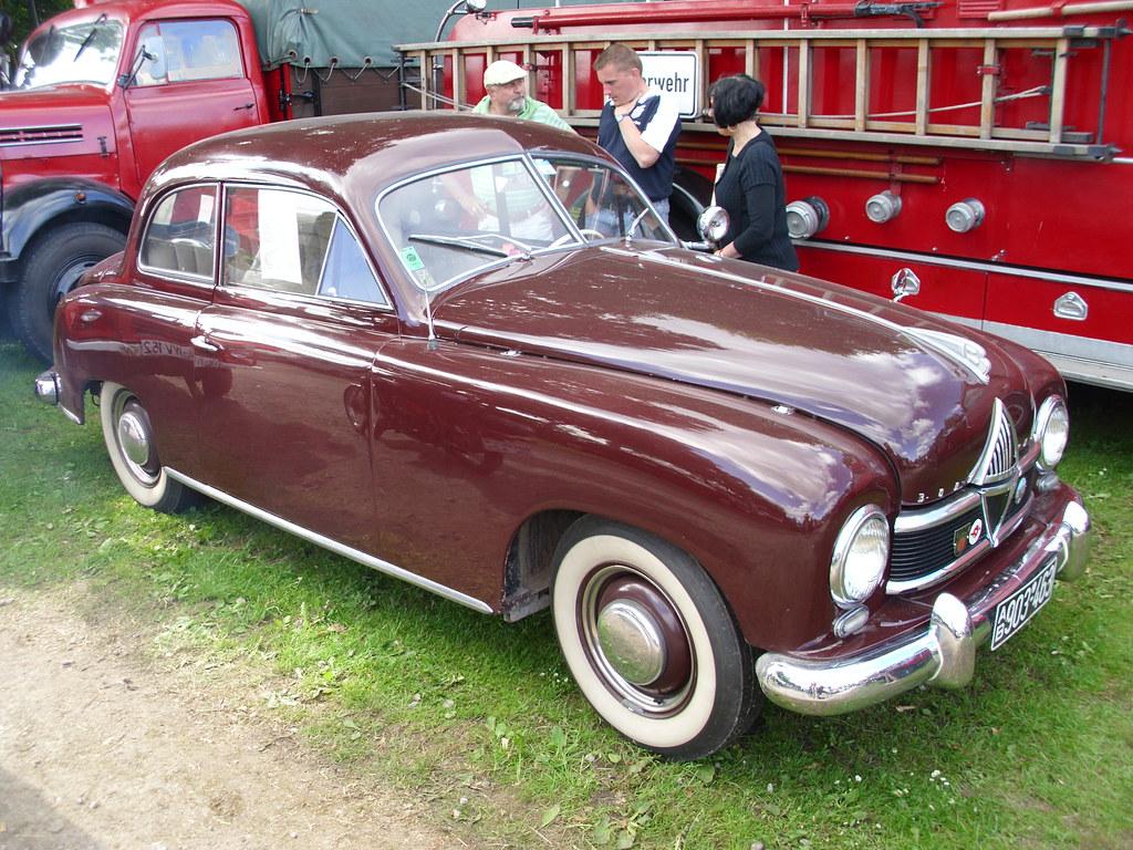 Borgward Hansa 1500 L2 1952 -3-