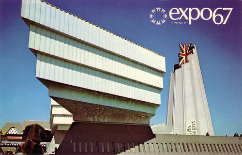 Great Britain Pavilion [EX215]