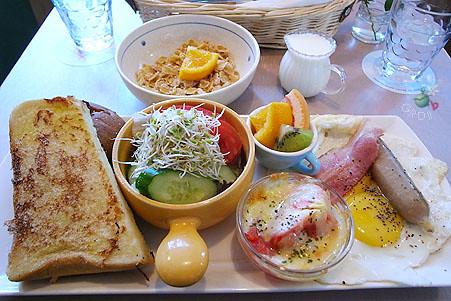當日早午餐套餐