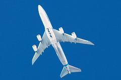 N747EX Boeing Company 747-8F Test Aircraft (Brandon Farris Photography) Tags: losangeles experimental ba boeing lax boeing747 747 boe 748 klax testflight boeingcompany boeing7478 boeing501 boeing748 n747ex brandonfarris seahawks7757 ba501 deximages boe501 fl150