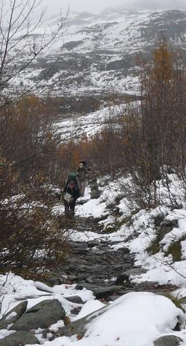 iNorge Najaarsreis 2010 Gaustatoppen 027