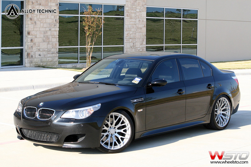 2010 Bmw M6 >> 20 inch Alloy Technic Mesh wheels on an E60 M5 - BMW M5